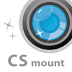 CS Mount Lens Support